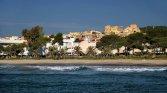 hiszpańskie miasteczko