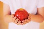 jabłko na zdrowie